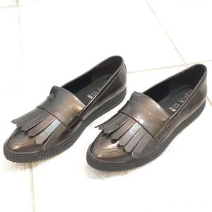 Geox loafers flats size 6